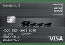 Wells Fargo Business Elite Signature Card