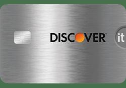 Discover it® Chrome Gas & Restaurant Card