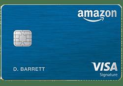 Amazon Rewards Visa Signature Card logo
