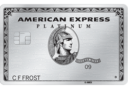 The Platinum Card® from American Express logo