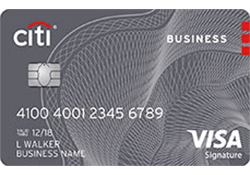 Costco Anywhere Visa® Business Card logo