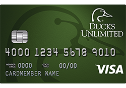 Ducks Unlimited Rewards Visa®