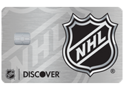 NHL Discover it® Card