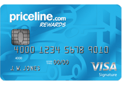 Priceline Rewards™ Visa® Card logo