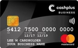 Cashplus Business Credit Card Mastercard review March 2020