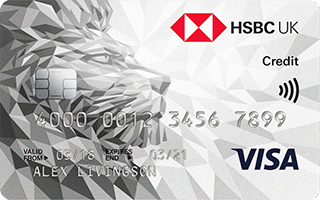 HSBC Purchase Plus Credit Card Visa