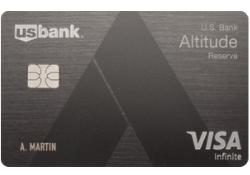U.S. Bank Altitude Reserve Visa Infinite® Card logo