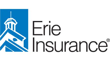 Erie motorcycle insurance logo