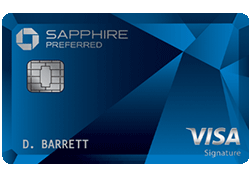 Chase Sapphire Preferred® Card logo
