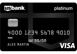 U.S. Bank Visa® Platinum Credit Card