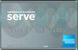 American Express Serve Cash Back logo