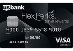 U.S. Bank FlexPerks® Travel Rewards® Visa Signature® Card