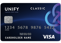 UNIFY Financial Credit Union Variable-Rate Visa® Credit Card