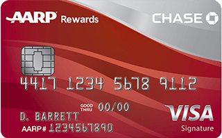 AARP® Credit Card from Chase review