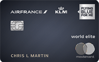 Air France KLM World Elite Mastercard® review