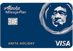 Alaska Airlines Visa Signature® Card logo