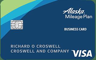 Alaska Airlines Visa® Business credit card review