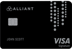 Alliant Cashback Visa® Signature Credit Card