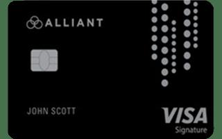 Alliant Cashback Visa® Signature Credit Card review