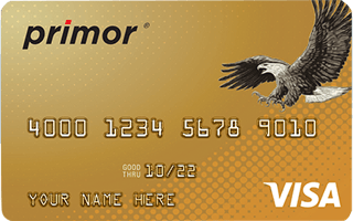 Green Dot primor® Visa® Gold Secured Credit Card review