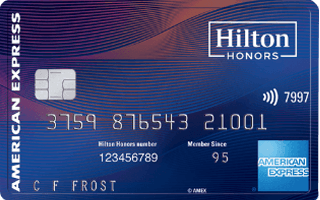 Hilton Honors™ Aspire Card review