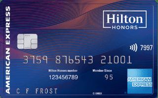 Hilton Honors™ Aspire Card