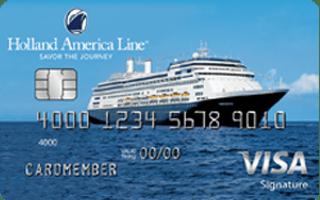 Holland America Line Rewards Visa® Card review