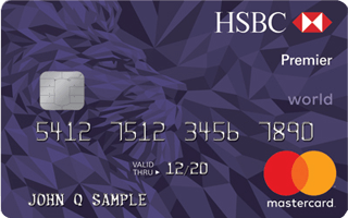 HSBC Premier World Mastercard® credit card review