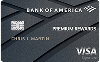 Bank of America® Premium Rewards® Credit Card review