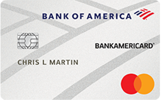 BankAmericard® Credit Card for Students review