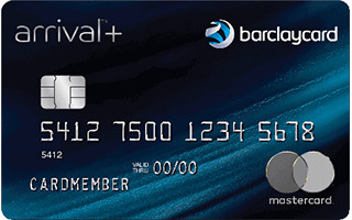 Barclaycard Arrival® Plus World Elite Mastercard®