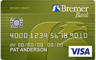 Bremer Bank Visa® Secured Card review