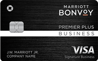 Marriott Bonvoy™ Premier Plus Business Credit Card  review