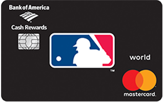 MLB® Credit Card from Bank of America review
