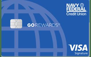 Navy Federal Go Rewards Card review