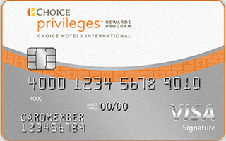 Choice Privileges® Visa Signature® Card review