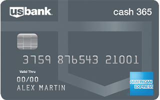 U.S. Bank Cash 365™ American Express® Card review