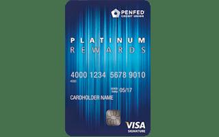 PenFed Platinum Rewards Visa Signature® Card review