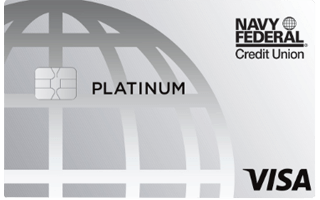 Navy Federal Platinum Credit Card review