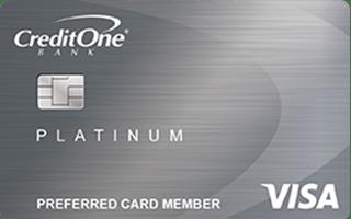 Credit One Bank® Unsecured Platinum Visa® review