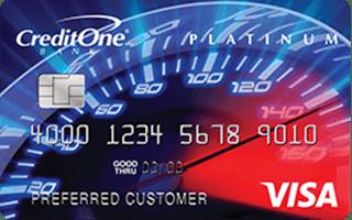 Credit One Bank® Visa® Cash Back Rewards review