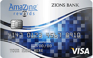 Zions Bank® AmaZing Rewards® credit card review