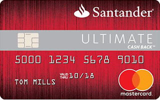Santander® Ultimate Cash Back® Credit Card review