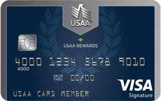 USAA® Rewards™ Visa Signature® Card review