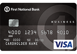 Business Edition® Secured® Visa Card