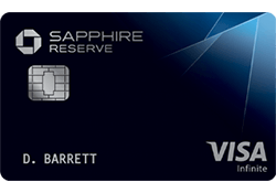 Chase Sapphire Reserve® logo