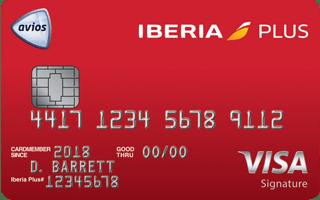 Iberia Visa Signature® card review