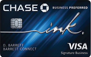 Chase Ink Business Preferred® Credit Card review