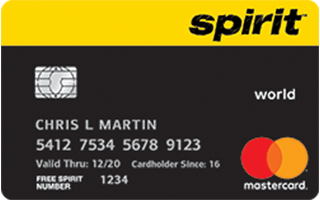 Spirit Airlines World Mastercard® review
