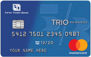 TRIO® Credit Card review
